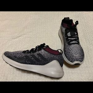 Adidas women purebounce+ w size 6.5 in women